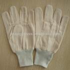Skin color cotton gloves