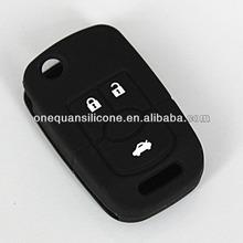vw remote key case,silicone key case/key cover,car key silicone case
