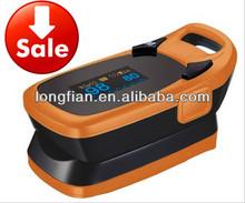 best selling Finger Pulse Oximeter color display