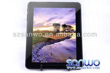 hot sale Cortex A7 Dual Core 9.7inch tablet pc1.6 GHz 8000mAh