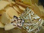 2013 frozen peeled ginger;slim ginger