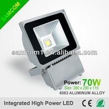 5600lm 70w floodlight IP65 Epstar 70W high power LED floodlight