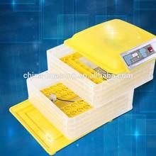 full-automatic small scale automatic egg incubator small egg incubator/hatcher farm machine