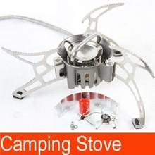 2014 Multi Fuel Stove Gas Camping Stove