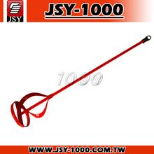 JSY-204 60 x 8 x 400 mm Cement Concrete Paint Power Mixer