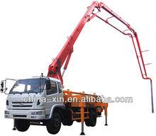 Camion- montato camion betoniera con pompa auto usate concrete machinery