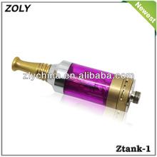 2014 newest mod Ztank-1 vaporizer adjustable air flow meter