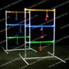 Led light ladder ball game