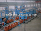 Lost foam process foundry machinery made in China Brand Sandry