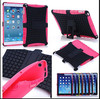 NEW Silicone Combo Stand Durable Hard Case Cover For Ipad Air for Ipad 5 case