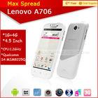 2013 android 4.1 lenovo a706 quad core latest smart phone