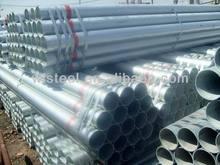 hot dip galvanized fluid pipe manufacturer