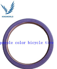 VGOOD purple color bicycle tires