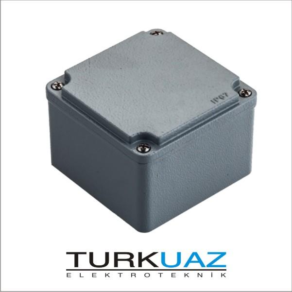 알루미늄 상자