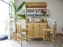 NINH CHU BAMBOO TIKI BAR FOR MEETING, RESORT, COFFEE