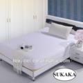 protector de colchón impermeable hoja
