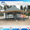 overwater prefab wooden houses for sale
