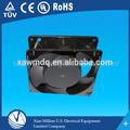 alto flujo de aire 12v dc de refrigeración de la cpu ventilador 120x120x25mm