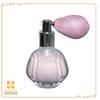 pink sparkling shimmer powder spray bulb atomizer