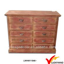 vintage handmade painted outdoor storage cabinets design