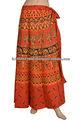 indio faldas abrigo de venta al por mayor lote jaisalmeri con falda estampada
