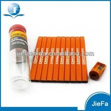 Promotional Custom Carpenter Pencil Sharpener With EN71,ASTM,FSC Certificates