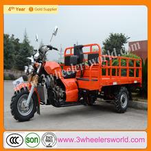 China Disabled Three Wheel Drift Reverse Trike Motorcycle Car Suppiler
