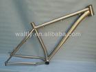 Best Winter coachfellow of Titanium bicycle frame----Fat bike frame WTL-S055