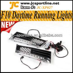 New 5 series Car LED Daytime Running Light F10 DRL for BMW