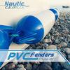 marine cylindrical rubber fender