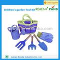 Enfants trousse d'outils de jardin