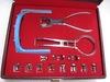 Dental rubber dam kit rubber dam instruments