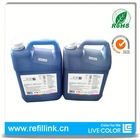 LIVE COLOR 2014 new product for Spectra Polaris 512 ink