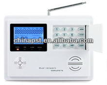 Industry and home GSM/PSTN wireless anti fire alarm system 3 years arranty PST-PG994CQ