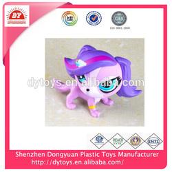 ICTI factory littlest pet shop plastic toys for kids