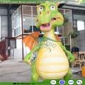 China venda on-line de dinossauro rei dos desenhos animados para crianças brincarem área
