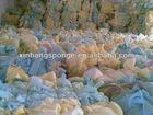 scrap sponge scrap foam supplier pu foam scrap