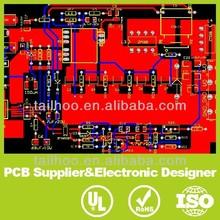 electronics pcb assembly 6 layer PCB board pcba test