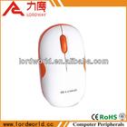 Cute wireless optical usb mouse