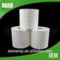 2 capas de papel higiénico-- material virgen