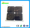 Marine flexible solar panel high efficiency 10W sunpower mini flexible solar panel