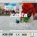 Icesta de água- de refrigeração de gelo máquinas de neve que faz a máquina