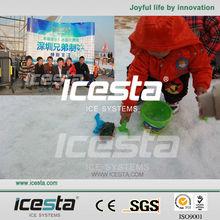 ICESTA Water-cooled ice machines snow making machine