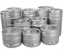 20L 30L 50L Europe type wine barrel / stainless steel beer barrel / metal beer barrel