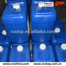 Rustproof liquid for screws and valves
