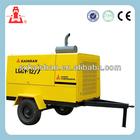 kaishan diesel power air compressor/airman diesel portable air compressor