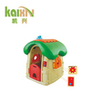 Children Colored Garden Play House / Plastic Indoor House