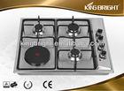 modern 4 burner gas cooker with oven NKB-AS4V002
