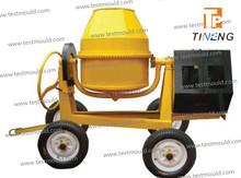 350L Concrete Mixer with Four Wheels cement mixer