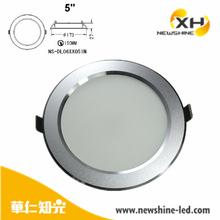 Adjustable IP65 Slim 12 Watt LED Recessed Downlight